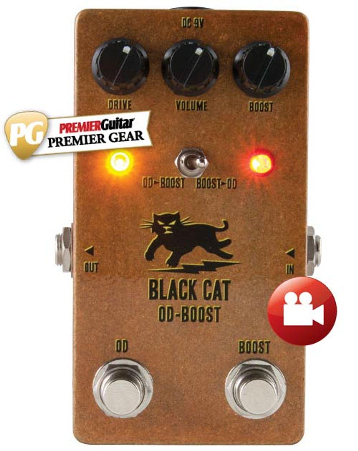 Black Cat OD-Boost Review