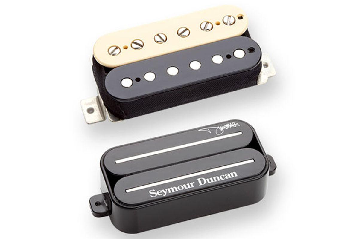 Seymour Duncan Announces the Dimebag Set