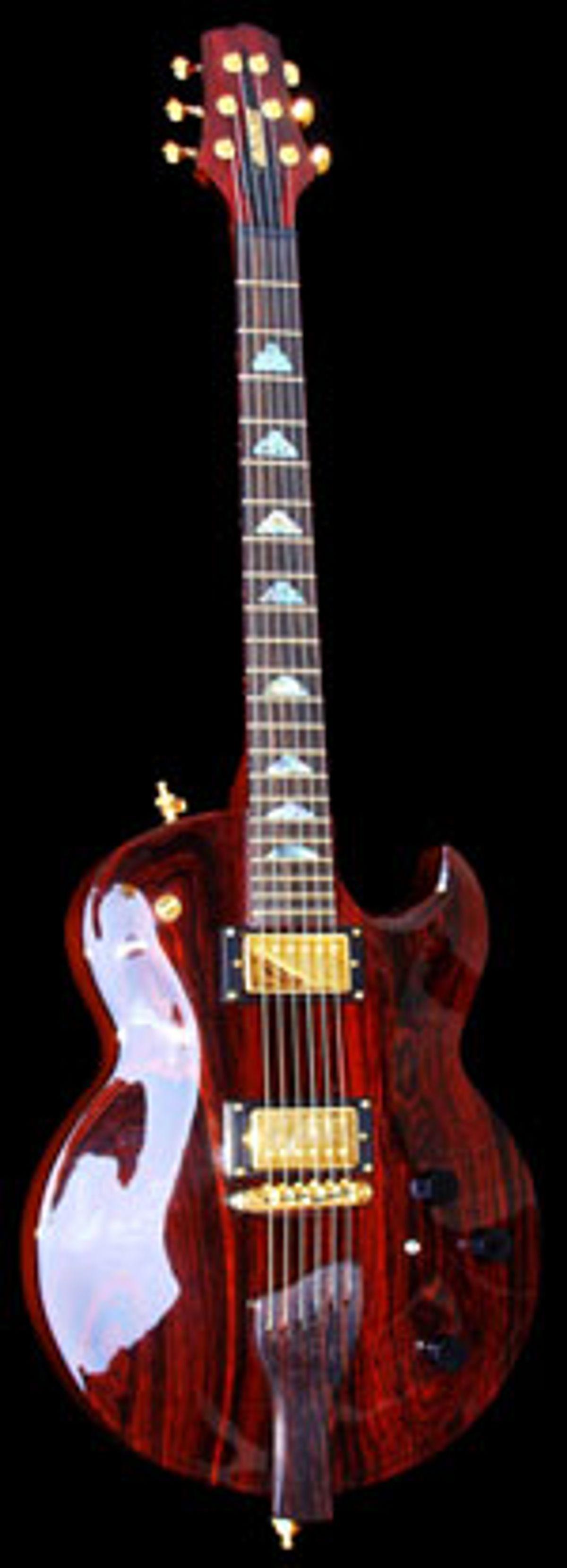 Jarrett Guitars Announces Latest Addition to Platinum Series