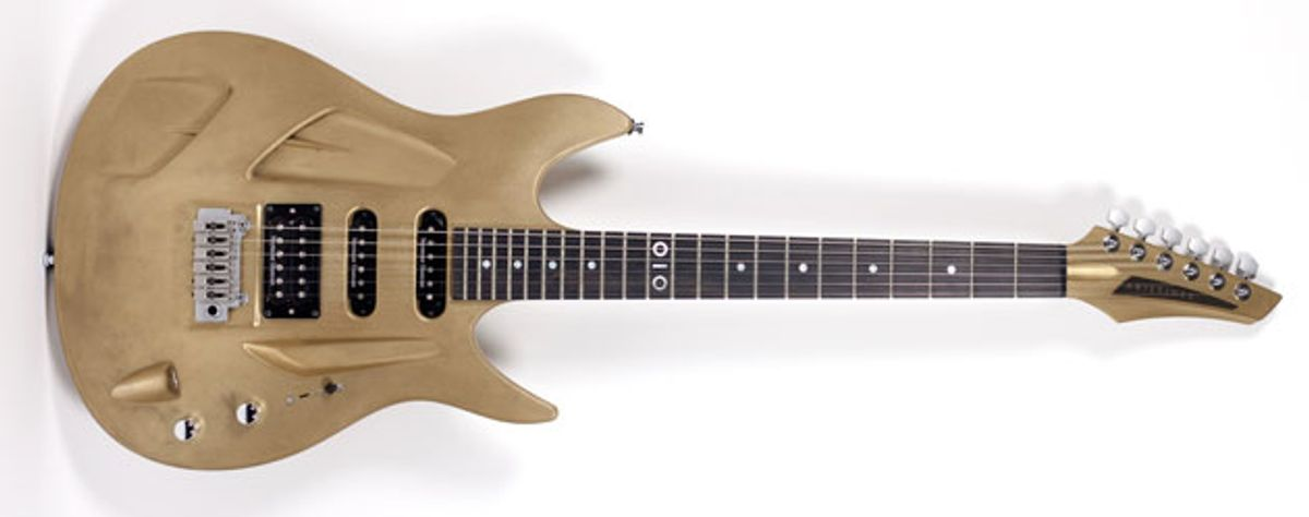 Aristides Instruments Presents the 010 Electric Guitar