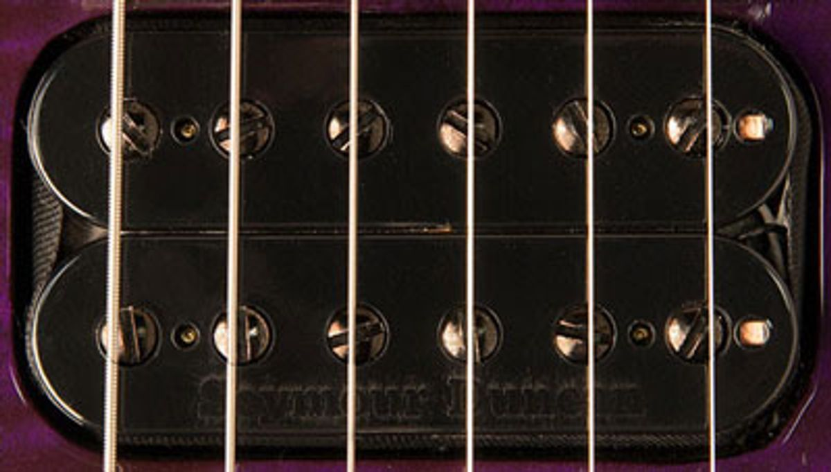 Parker Guitars Announces USA Model Humbucker Pickup Upgrade