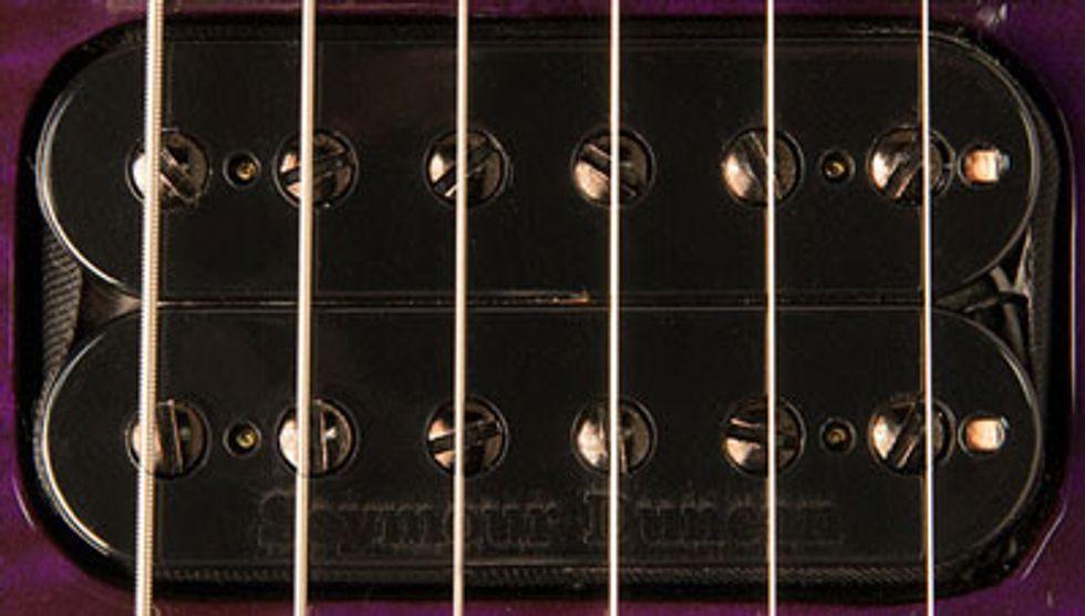 parker guitars announces usa model humbucker pickup upgrade premier guitar. Black Bedroom Furniture Sets. Home Design Ideas
