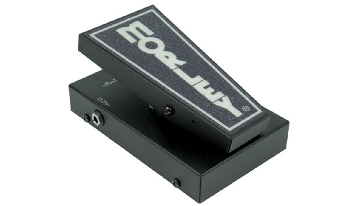 Morley Releases Mini Classic Switchless Wah