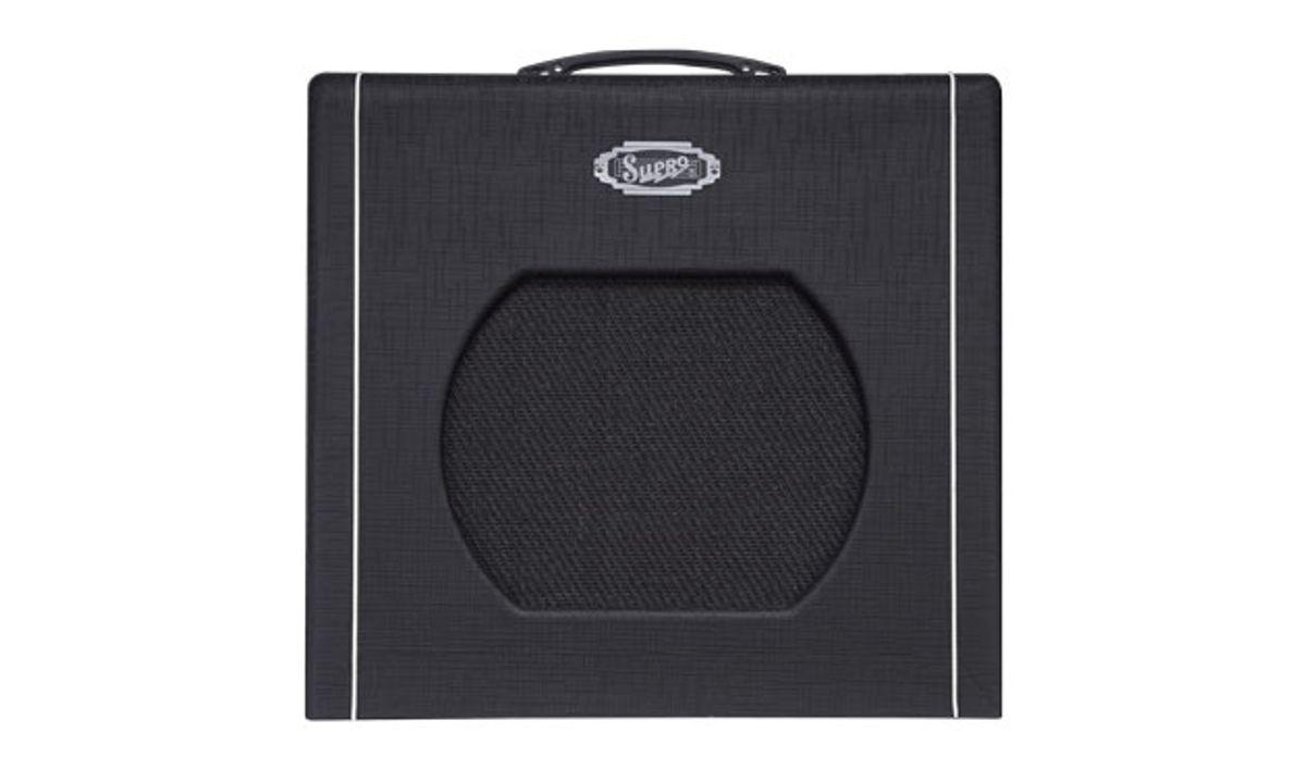 Supro Announces the Blues King 12 Amplifier