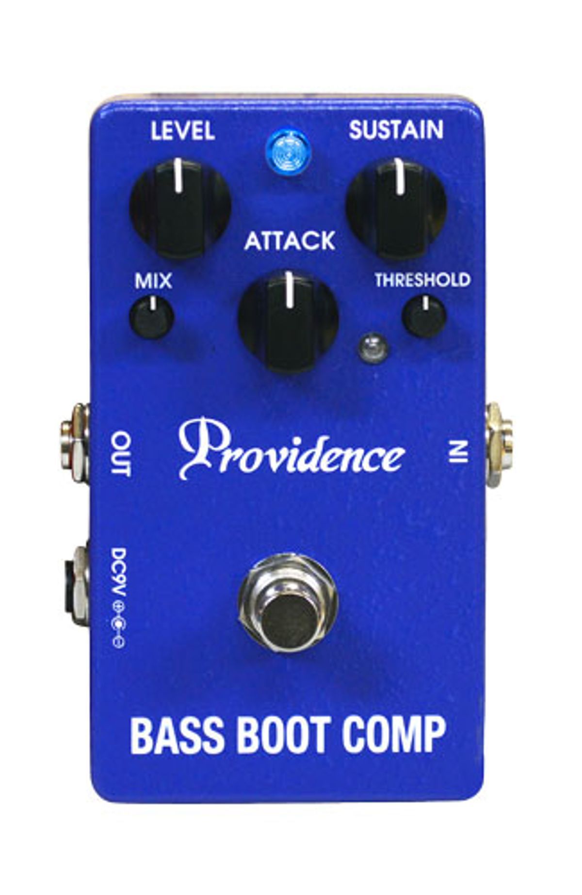 Providence Unveils Bass Boot Comp BTC-1