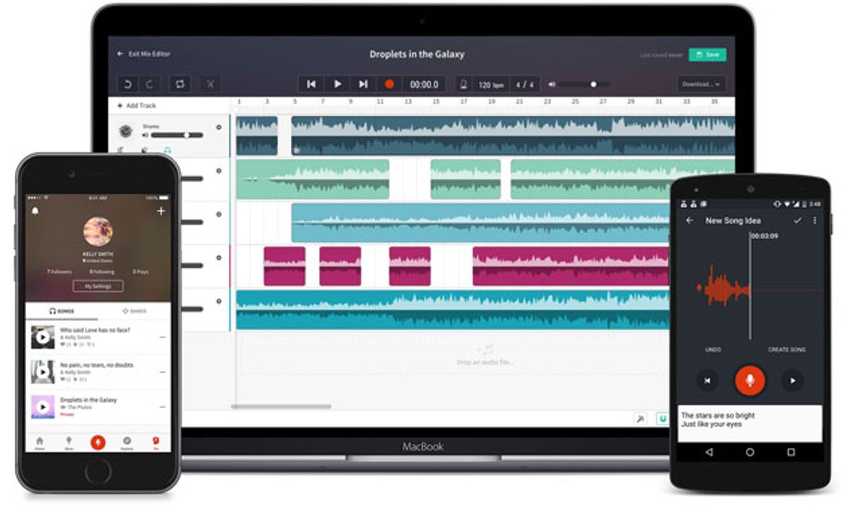 BandLab Launches Version 2.0 of Collaboration App
