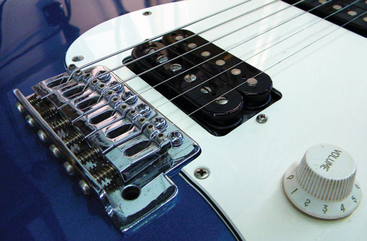 Guitar Shop 101: Wiring Humbuckers in Parallel on an HH Strat