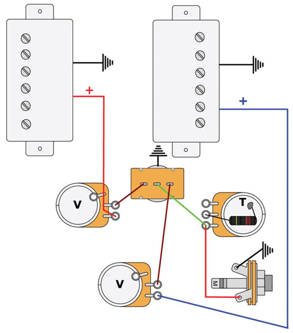 Jan15_PG_CLM_Mod Garage_Fig1_WEB mod garage les paul master wiring 2 premier guitar les paul wiring diagram at pacquiaovsvargaslive.co