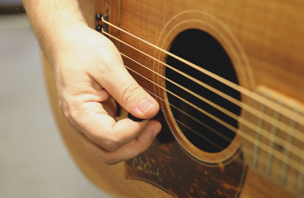 10 Commandments of Bluegrass Guitar | Premier Guitar