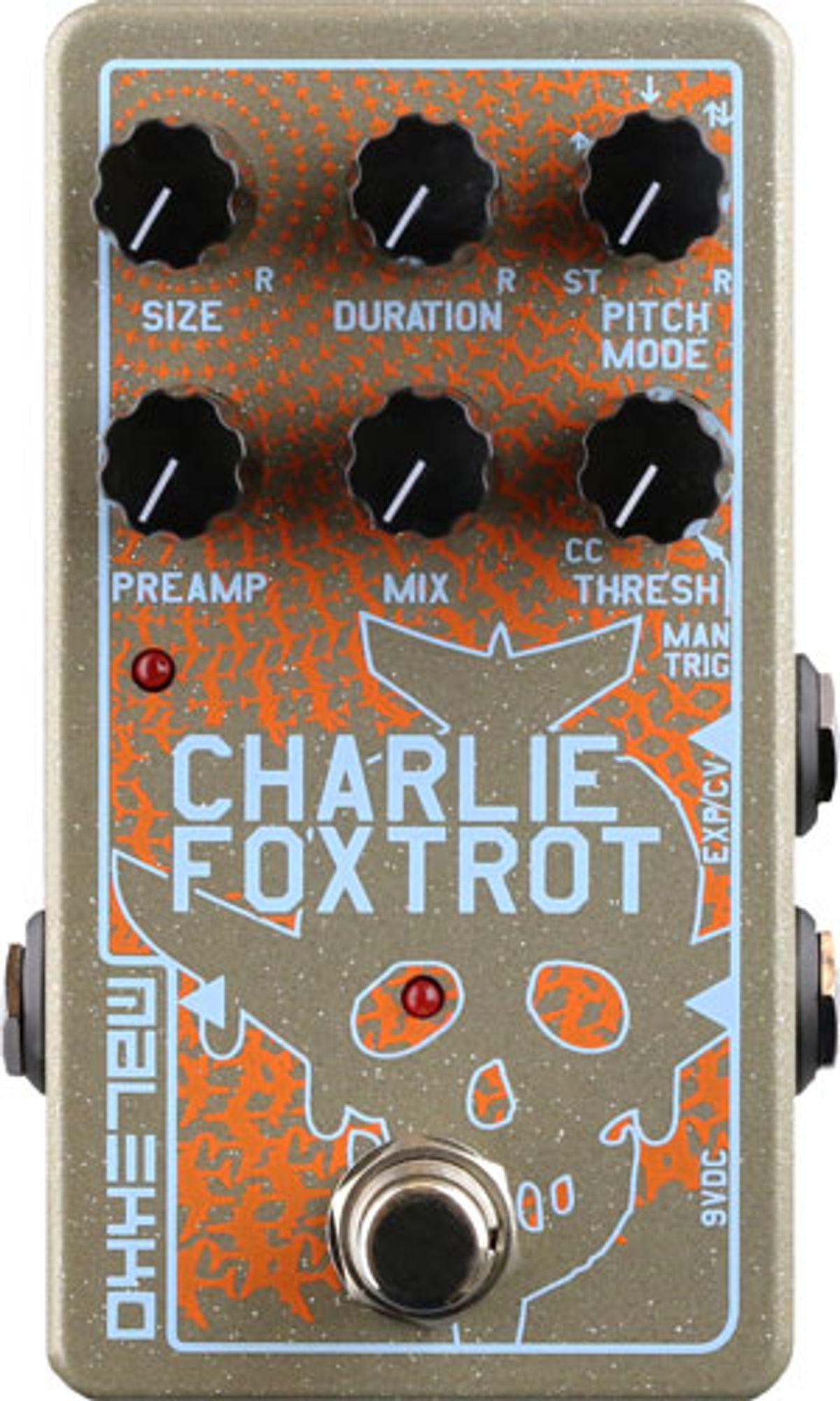 Malekko Introduces the Charlie Foxtrot