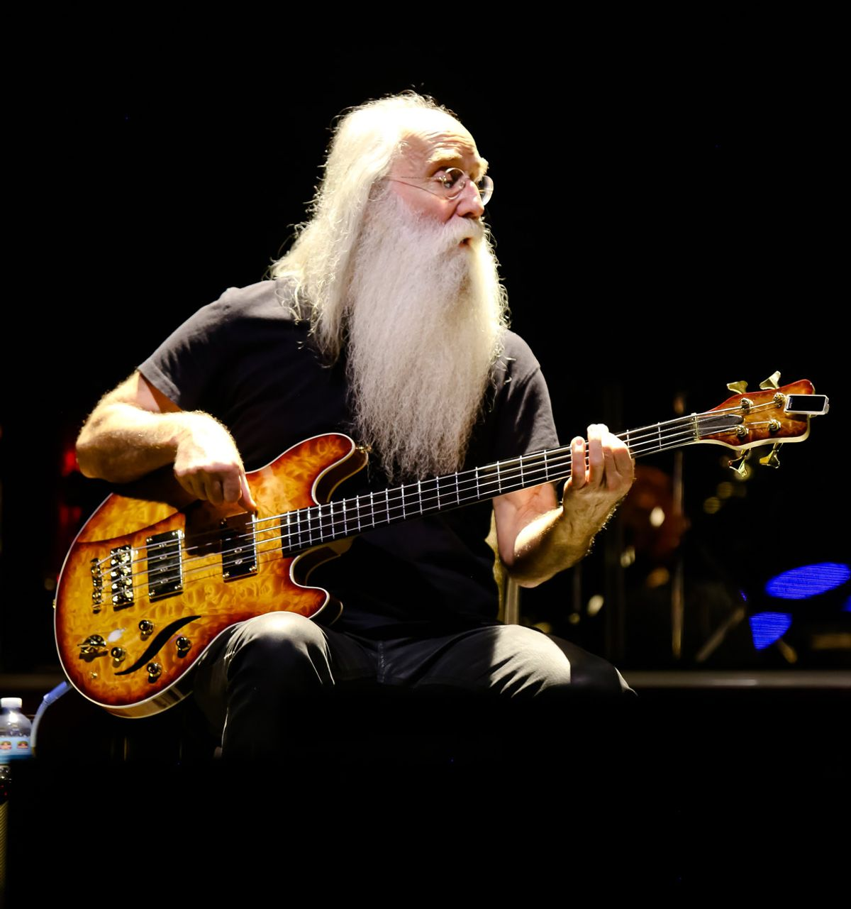 """Lee Sklar: """"Everything I Do Is Etched in Mud."""""""