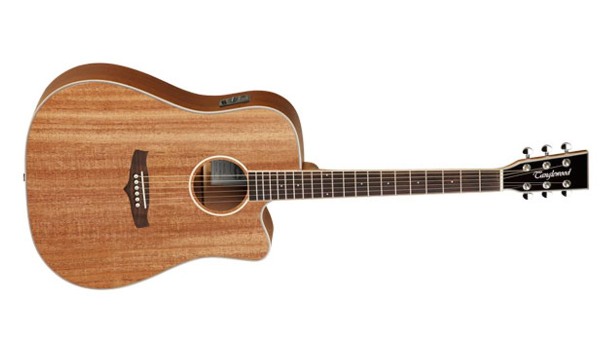 Tanglewood Guitars Launches the Union Series