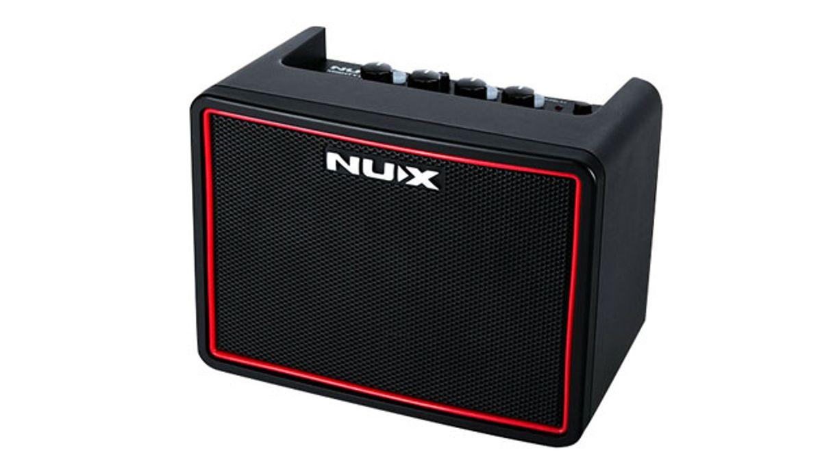 Nu-X Unveils the Mighty Lite BT