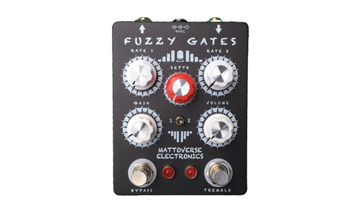Mattoverse Electronics Releases the Fuzzy Gates