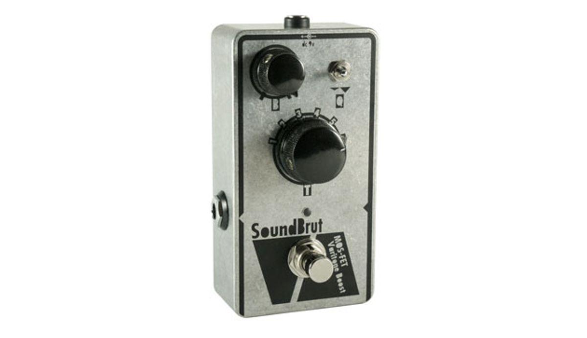 SoundBrut Introduces the VA Boost