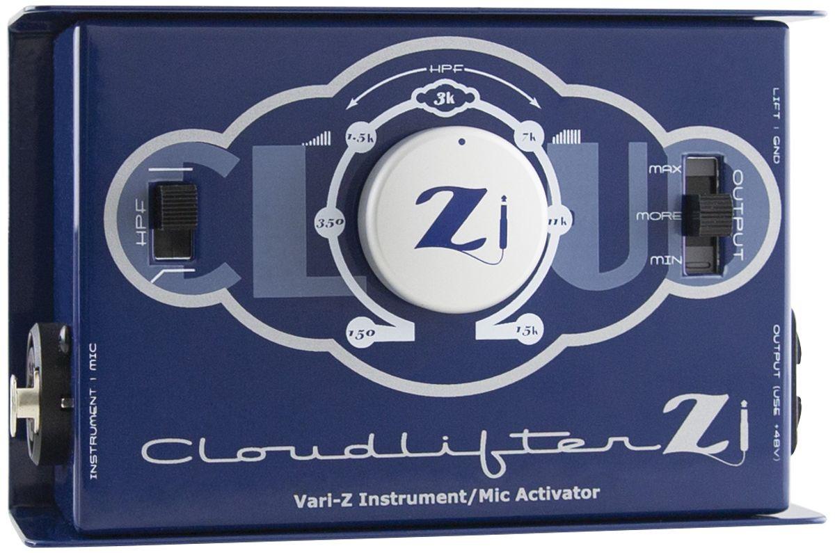 Quick Hit: Cloud Microphones Cloudlifter Zi Review