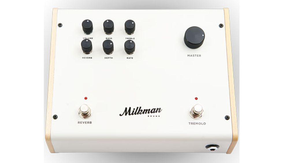 Milkman Sound