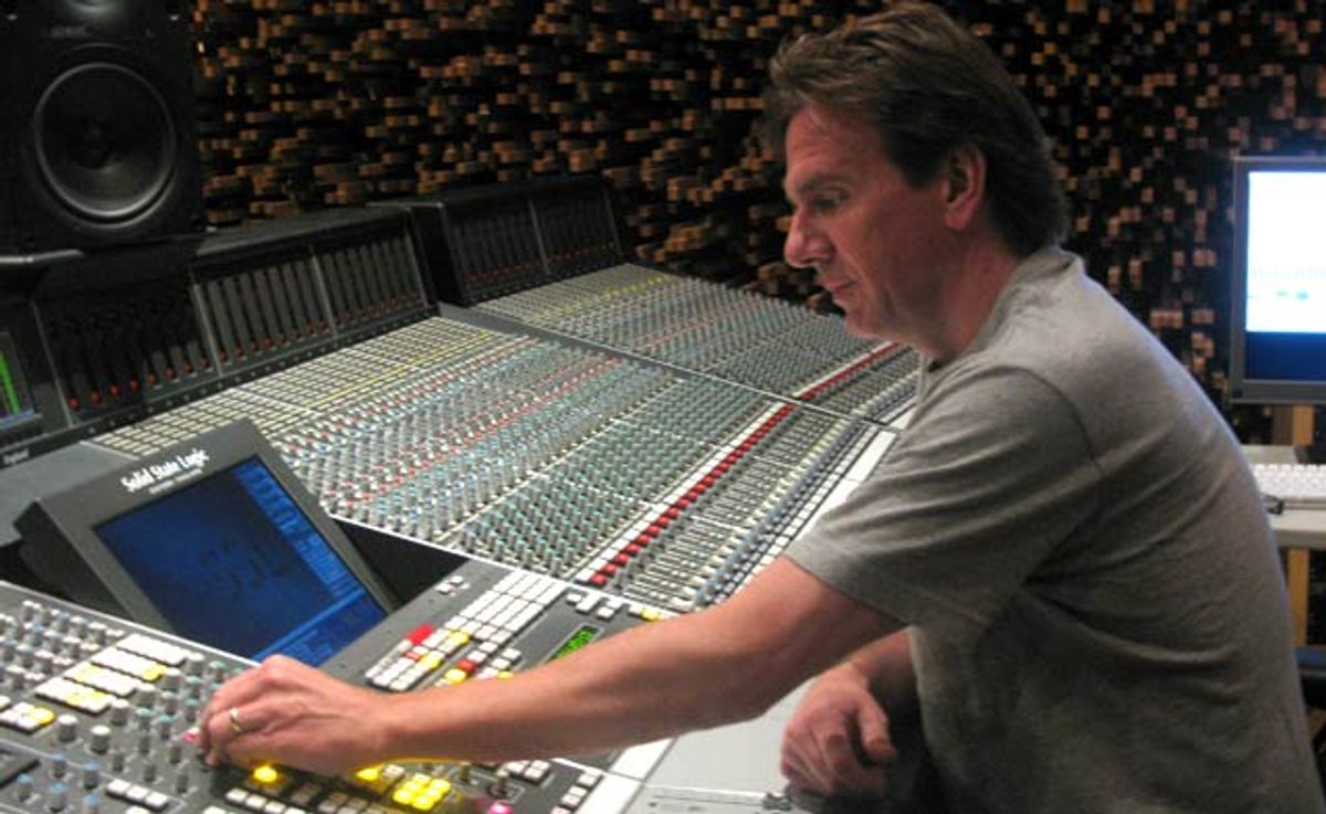 Interview: Dann Huff, part 1: On Being a Producer and Keith Urban