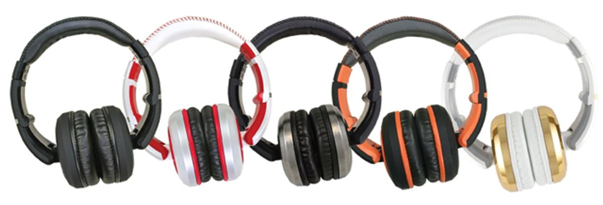 CAD Audio Expands Session Headphones