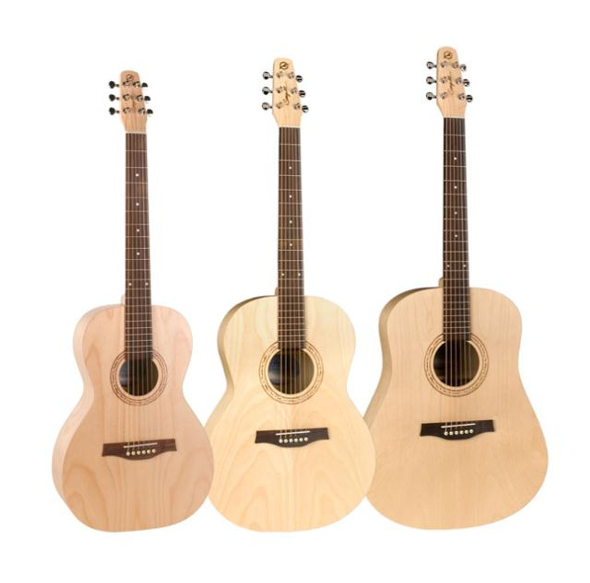 Seagull Guitars Announces New Excursion Series