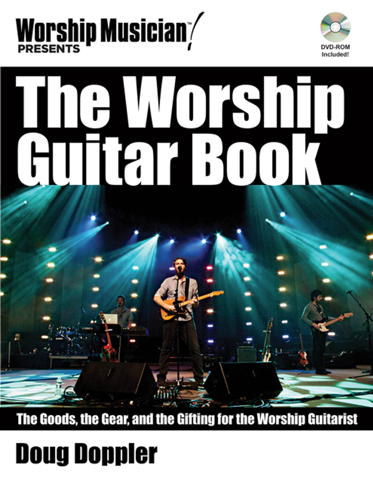 "Hal Leonard Announces ""The Worship Guitar Book"""