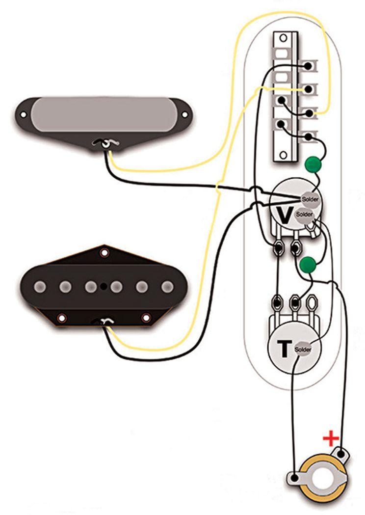 Factory Telecaster Wirings, Pt. 1 - Premier Guitar | Guitar Wiring Diagrams Telecaster |  | Premier Guitar