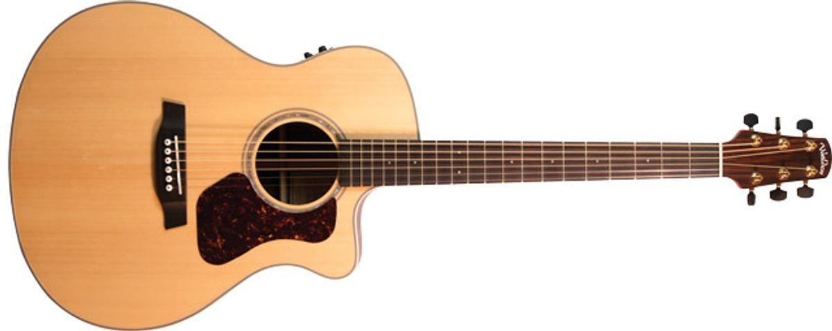 Walden G700CE Acoustic Guitar Review