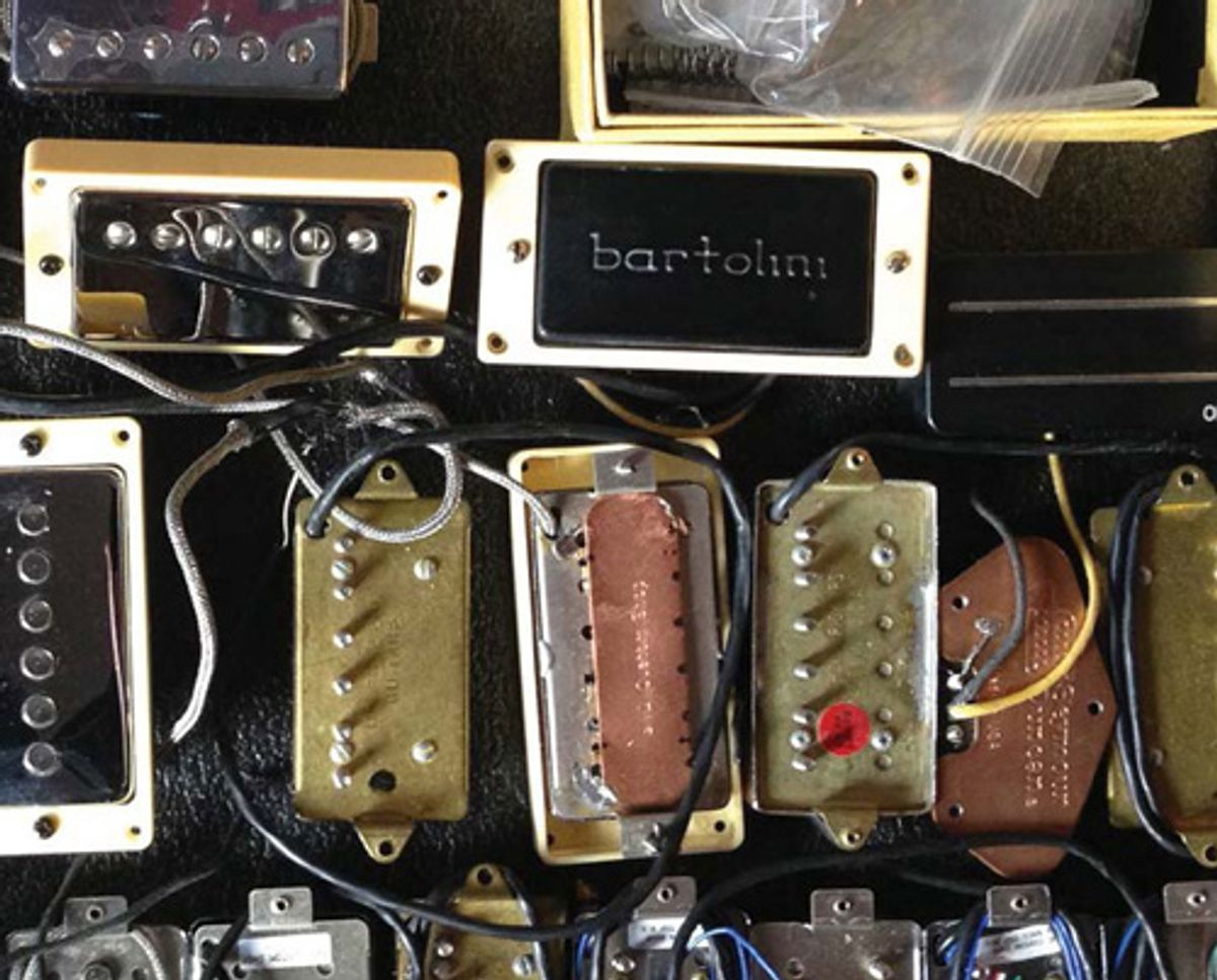 Guitars Worth Leaving Behind