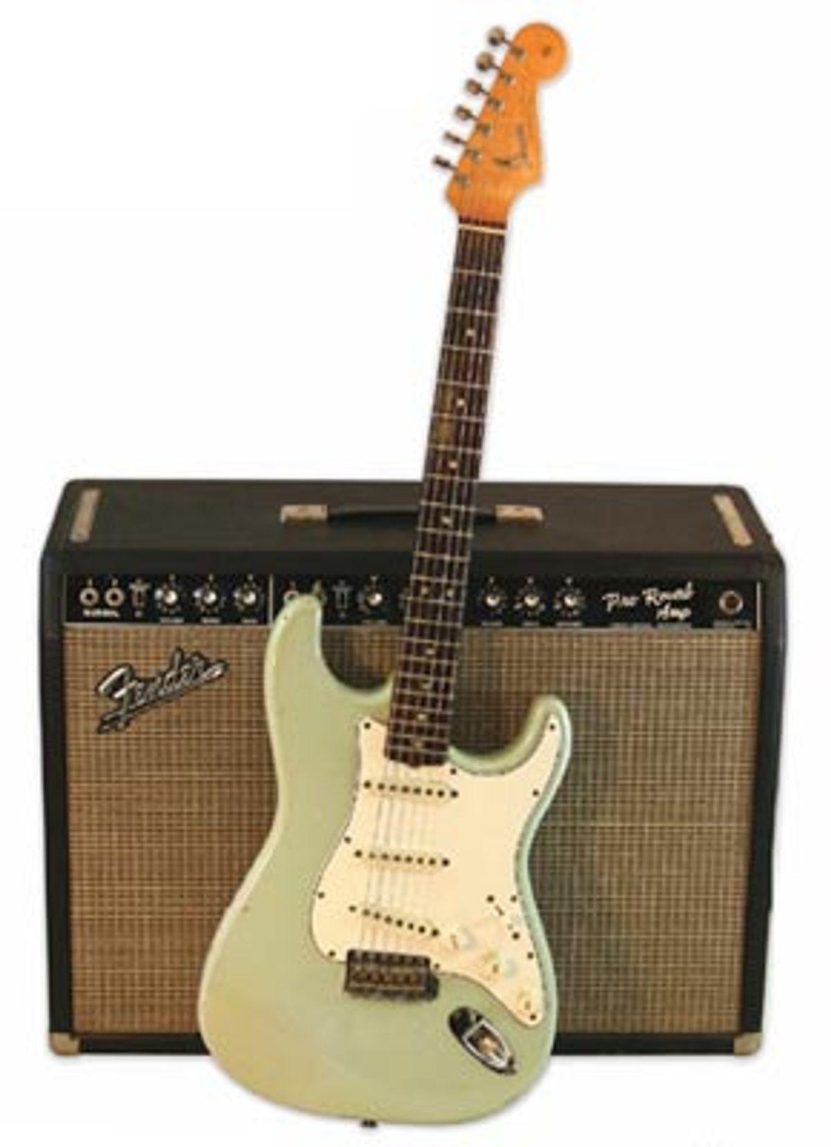 1965 Fender Stratocaster # 104234