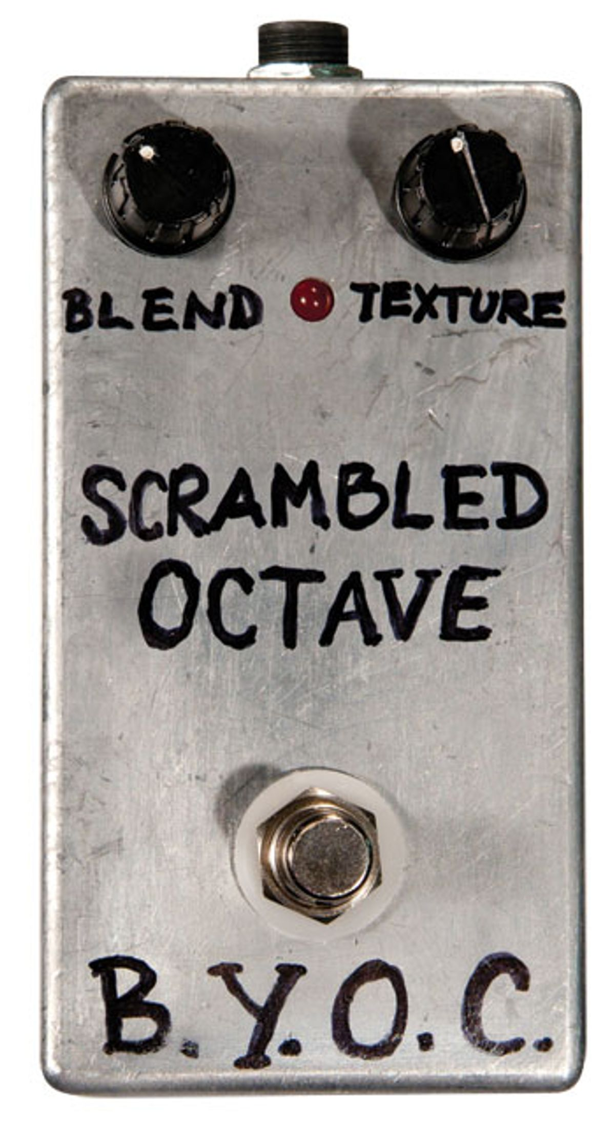 Build Your Own Clone Scrambled Octave Pedal Review