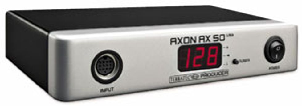 Axon AX 50USB Guitar to MIDI Controller