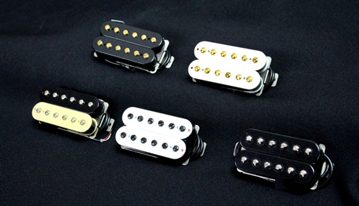 Mad Hatter Guitar Products Unveils the Super Shredder Humbucker