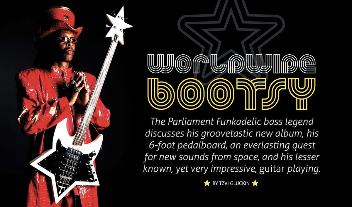 Bootsy Collins: Bass from Outer Space