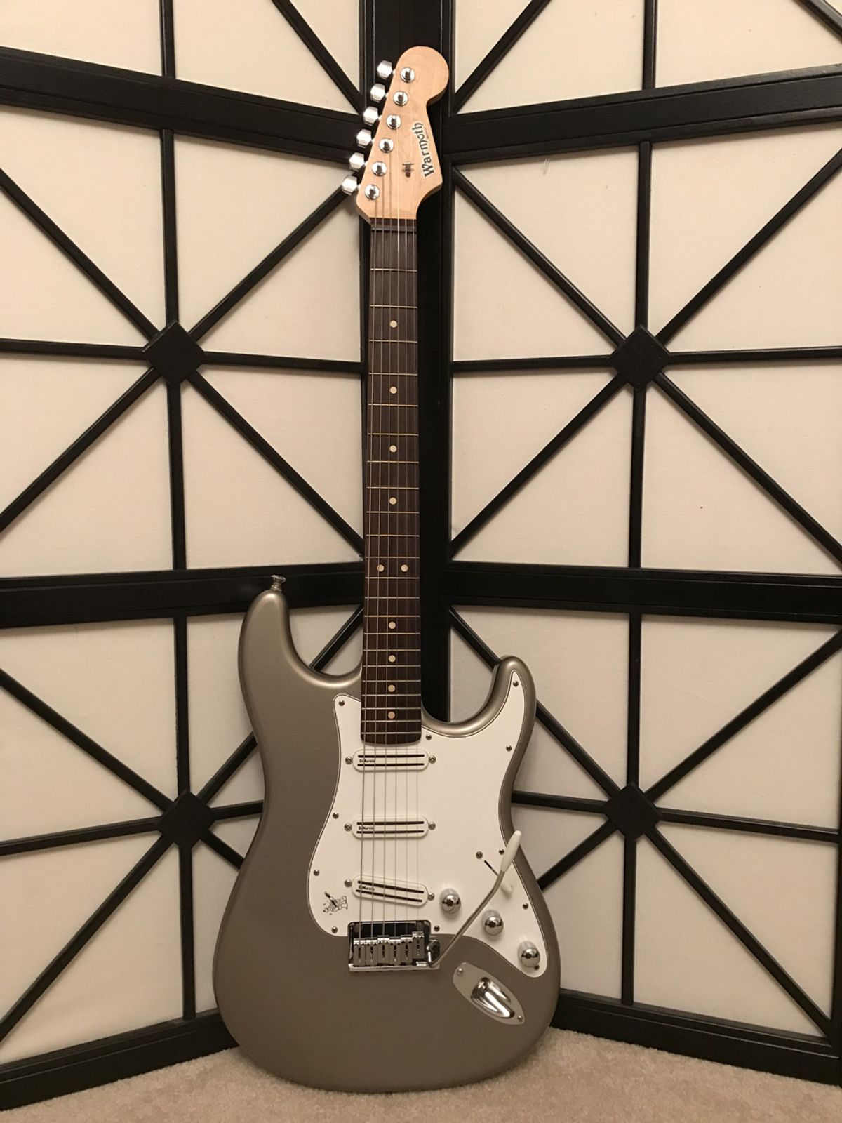 Reader Guitar of the Month: Warmoth Partscaster Revival