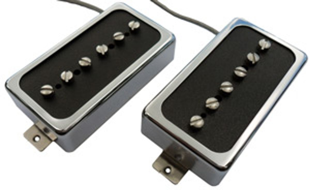 Sheptone Releases Sheptone P90H Pickups