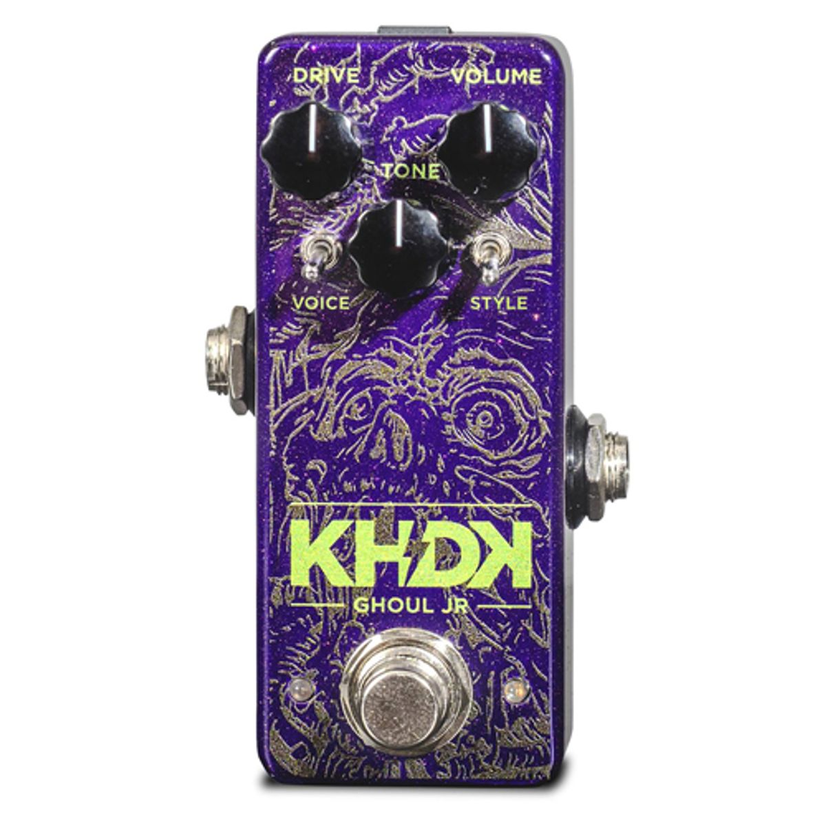 KHDK Introduces the Ghoul Jr. Overdrive