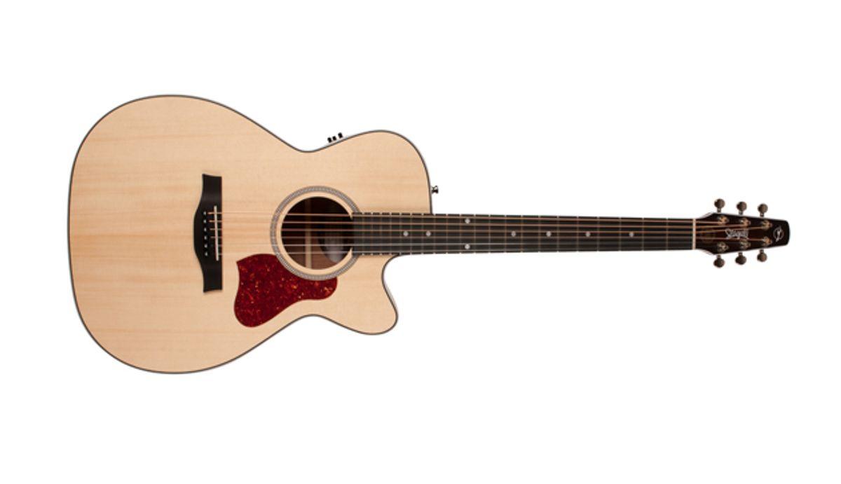 Seagull Guitars Overhauls the Maritime SWS Line