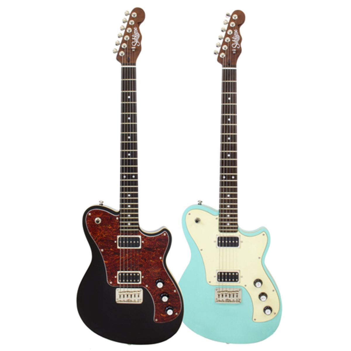 Sublime Guitars Releases the Tomcat Deluxe
