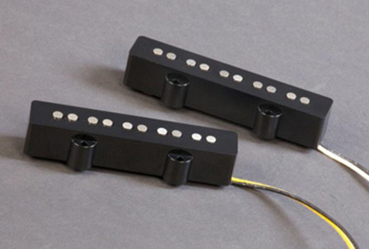 Aguilar Amplification Announces AG 5J-60 5-String Bass Pickups