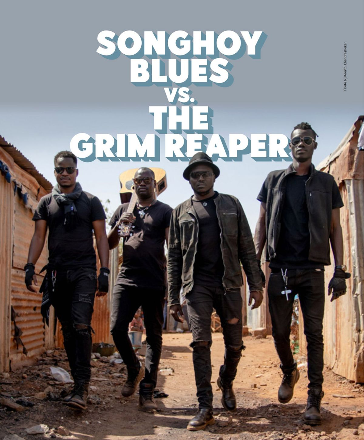 Mali's Songhoy Blues vs. the Grim Reaper