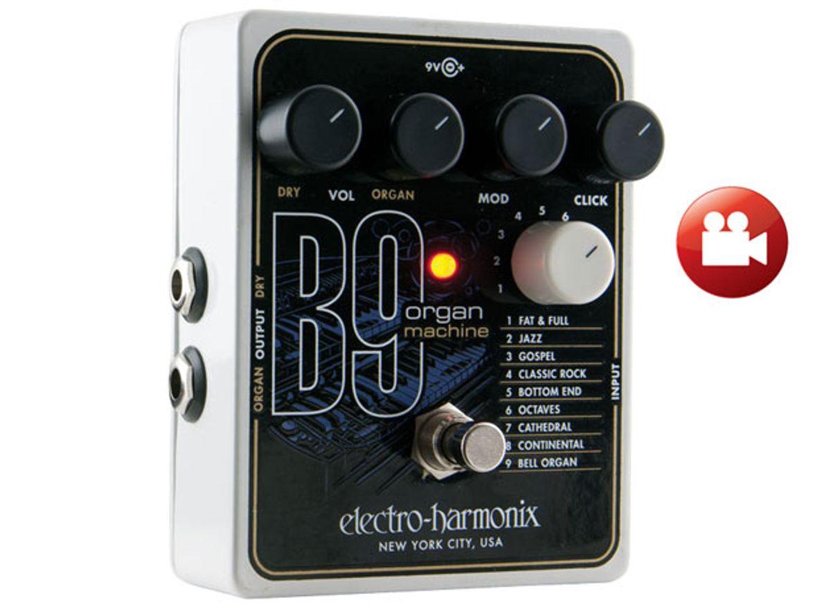 Electro-Harmonix B9 Organ Machine Review
