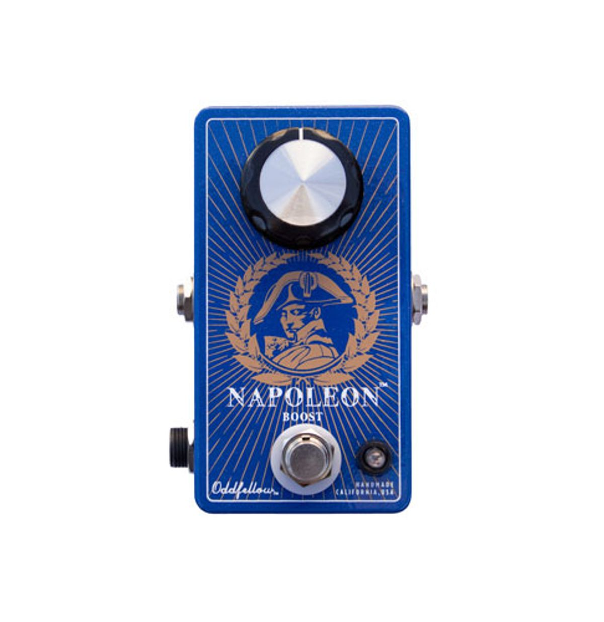 Oddfellow FX Introduces the Napoleon Boost