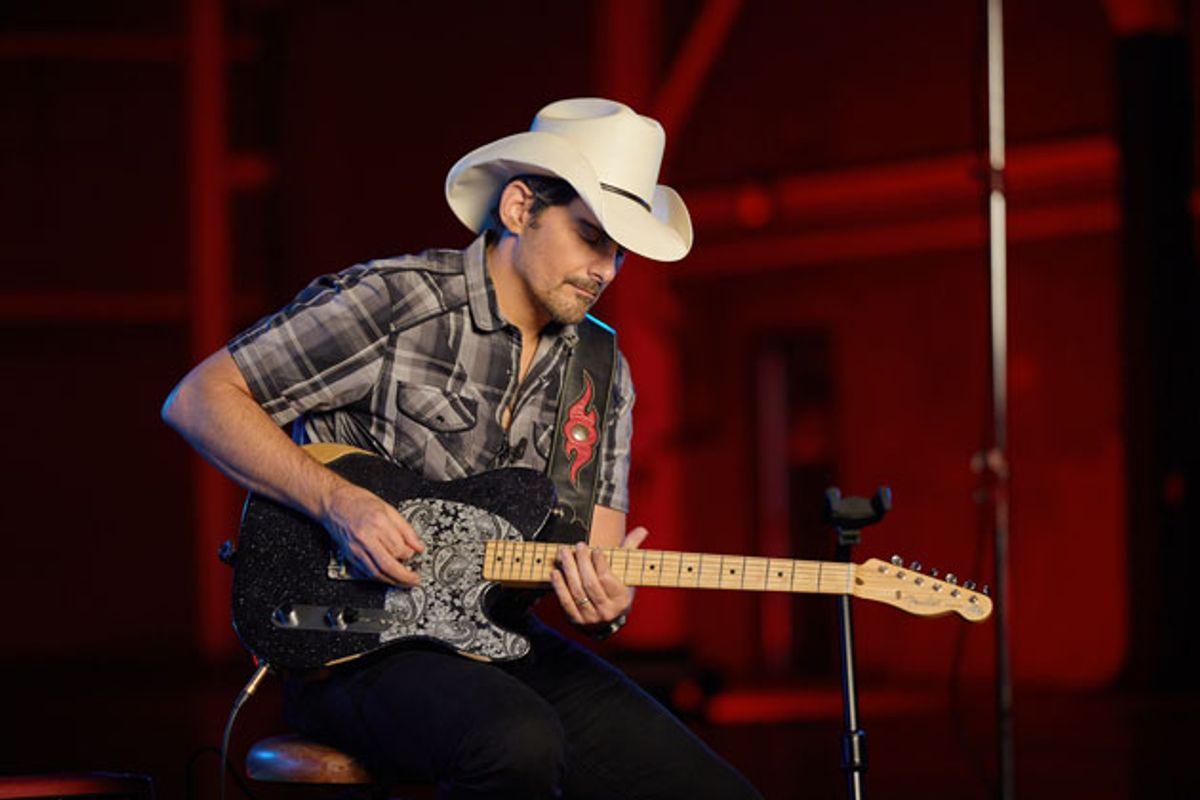 Fender Announces the Brad Paisley Signature Esquire