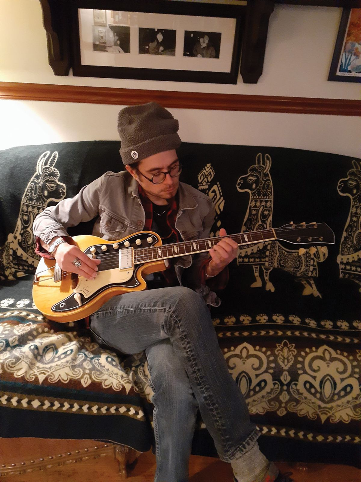 Reader Guitar of the Month: A National Treasure