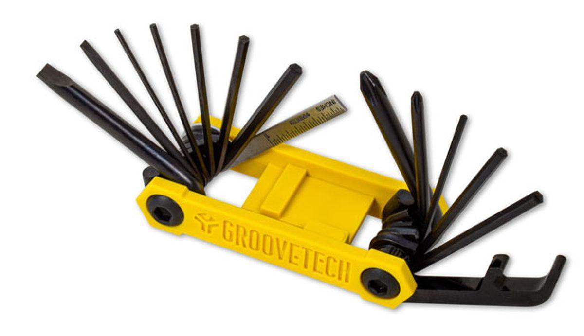GrooveTech Releases the Mini-Multi Multitool