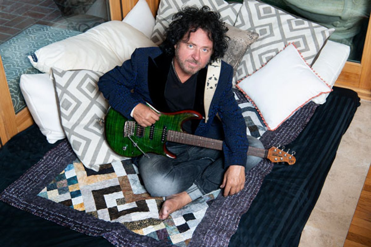 Steve Lukather and Joseph Williams Announce Solo Albums and Toto Pay-Per-View Concert