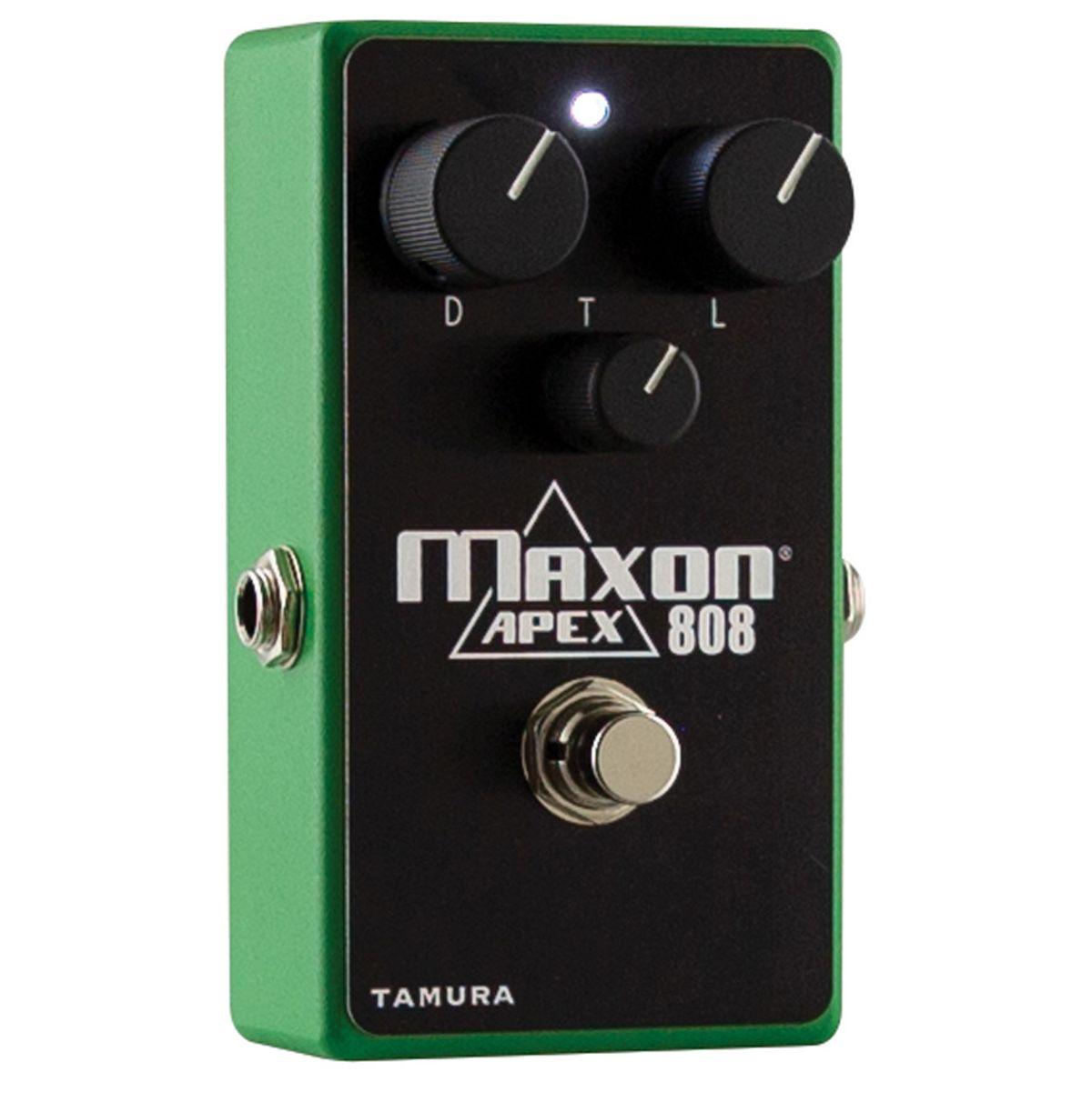 Maxon's Elegant Spin on the TS808