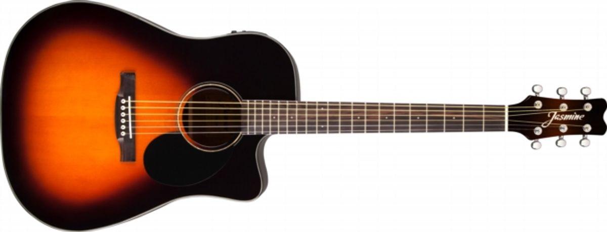 Jasmine Guitars Introduces New Lineup