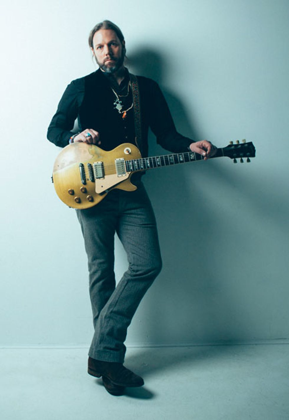 Rich Robinson S Sounds Of The South Premier Guitar