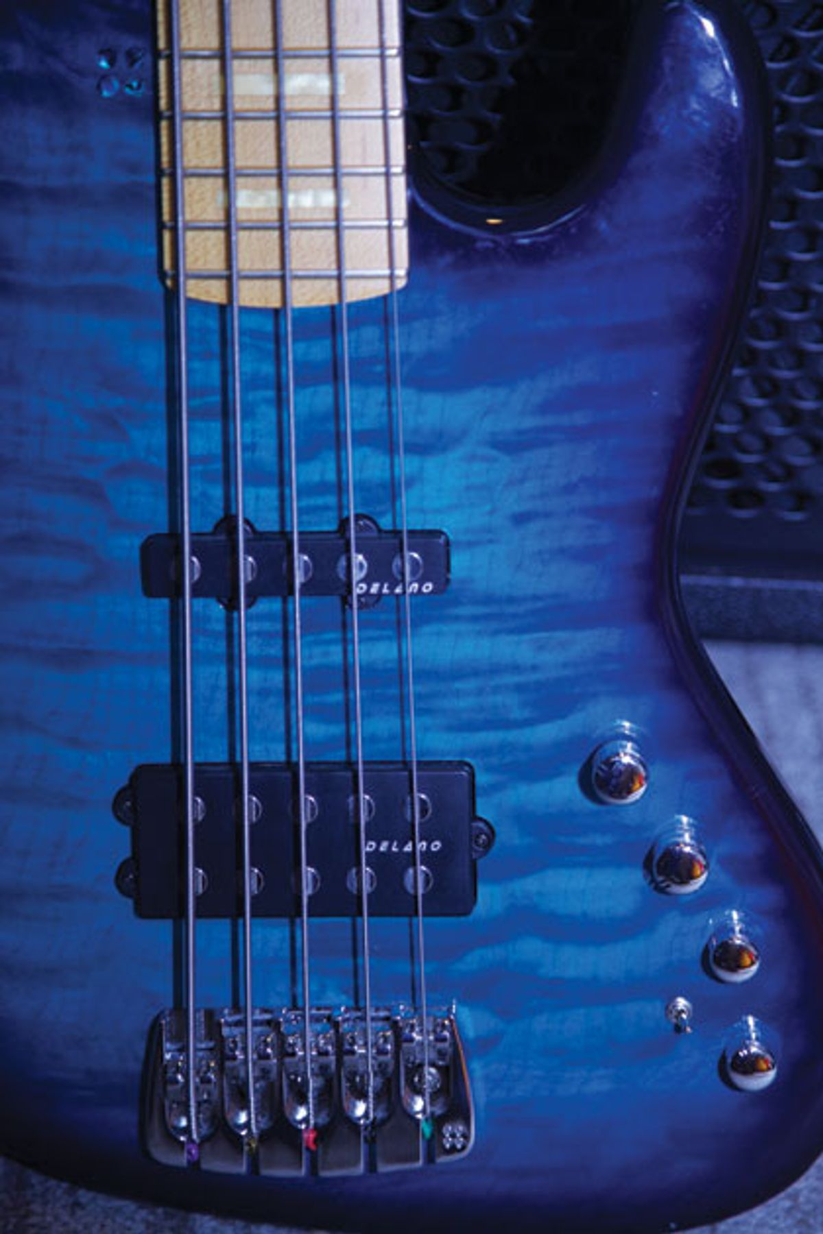 On Bass: Supercharge Your Sonic Options